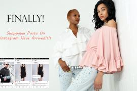 Instagram Shoppable Posts! Creating Images that Sell Your Product!